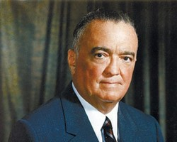 hoover biography