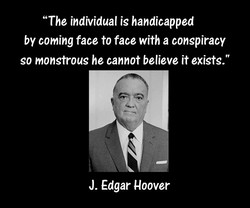 j edgar hoover quotes